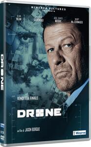 Drone (DVD) di Jason Bourque - DVD