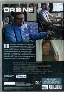 Drone (DVD) di Jason Bourque - DVD - 2