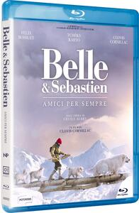 Belle & Sebastien Amici per sempre (Blu-ray) di Clovis Cornillac - Blu-ray