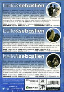 Belle & Sebastien Collection (3 DVD) di Nicolas Vanier,Christian Duguay,Clovis Cornillac - 2
