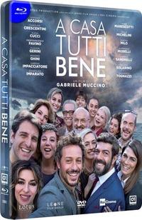 Cover Dvd A casa tutti bene. Con Steelbook (Blu-ray)