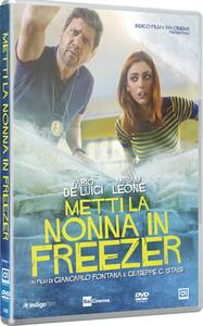 Metti la nonna in freezer (DVD) di Giancarlo Fontana,Giuseppe Stasi - DVD