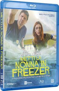 Metti la nonna in freezer (Blu-ray) di Giancarlo Fontana,Giuseppe Stasi - Blu-ray