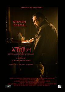 Attrition (DVD) di Mathieu Weschler - DVD