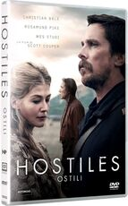 Film Hostiles. Ostili (DVD) Scott Cooper