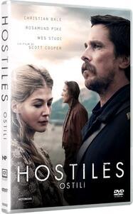 Hostiles. Ostili (DVD) di Scott Cooper - DVD