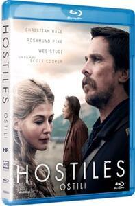 Hostiles. Ostili (Blu-ray) di Scott Cooper - Blu-ray