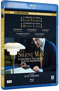 Film The Silent Man (Blu-ray) Peter Landesman