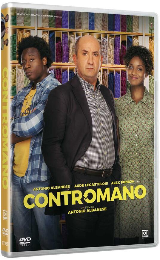 Contromano (DVD) di Antonio Albanese - DVD