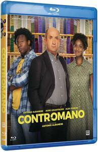 Film Contromano (Blu-ray) Antonio Albanese