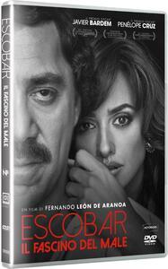 Escobar- Il fascino del male (DVD) di Fernando León de Aranoa - DVD