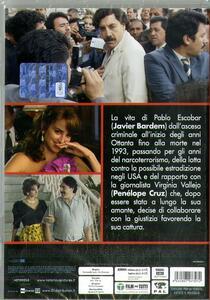 Escobar- Il fascino del male (DVD) di Fernando León de Aranoa - DVD  - 2