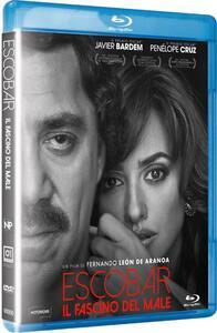 Escobar- Il fascino del male (Blu-ray) di Fernando León de Aranoa - Blu-ray