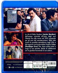 Escobar- Il fascino del male (Blu-ray) di Fernando León de Aranoa - Blu-ray - 2