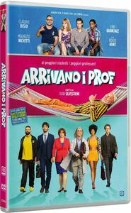 Arrivano i prof (DVD) di Ivan Silvestrini - DVD