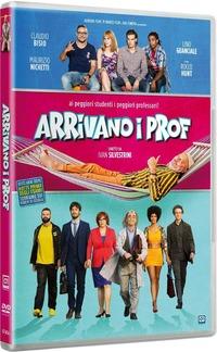 Cover Dvd Arrivano i prof (DVD)