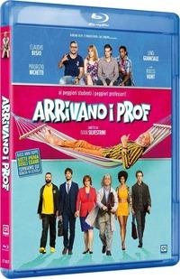 Cover Dvd Arrivano i prof (Blu-ray)