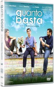 Quanto basta (DVD) di Francesco Falaschi - DVD