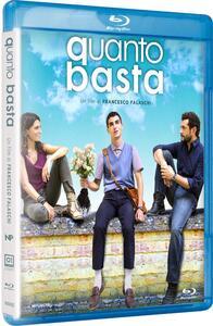 Quanto basta (Blu-ray) di Francesco Falaschi - Blu-ray