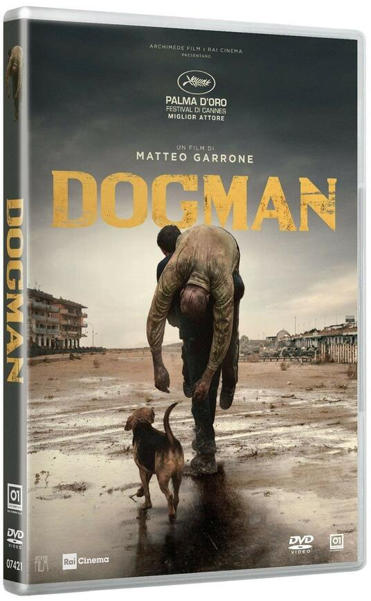 Dogman (DVD) di Matteo Garrone - DVD