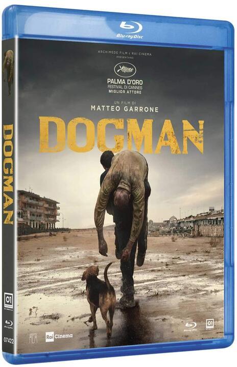 Dogman (Blu-ray) di Matteo Garrone - Blu-ray