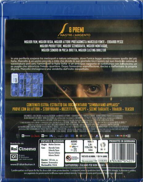 Dogman (Blu-ray) di Matteo Garrone - Blu-ray - 2