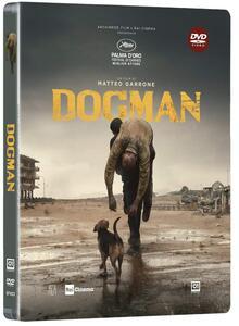 Dogman. Con Steelbook (DVD) di Matteo Garrone - DVD