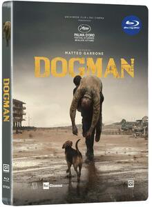 Dogman. Con Steelbook (Blu-ray) di Matteo Garrone - Blu-ray