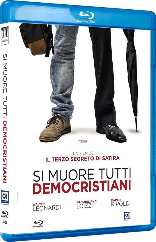 Si muore tutti democristiani (Blu-ray) di Il Terzo Segreto di Satira - Blu-ray