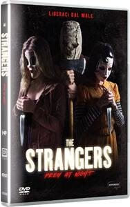 The Strangers. Prey at Night (DVD) di Johannes Roberts - DVD