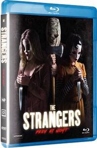 The Strangers. Prey at Night (Blu-ray) di Johannes Roberts - Blu-ray