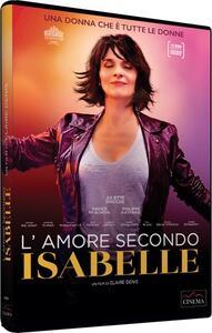 L' amore secondo Isabelle (DVD) di Claire Denis - DVD