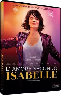 Cover Dvd L' amore secondo Isabelle (DVD)