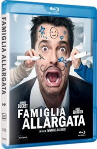 Famiglia allargata (Blu-ray) di Emmanuel Gillibert - Blu-ray