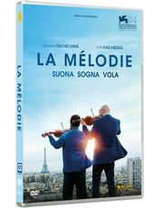 Film La mélodie (DVD) Rachid Hami