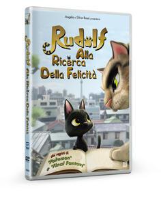 Rudolf alla ricerca della felicità (DVD) di Yuyama Kunihiko,Motonori Sakakibara - DVD