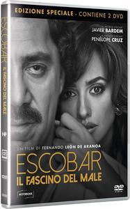 Escobar. Il fascino del male. Special Edition (DVD) di Fernando León de Aranoa - DVD