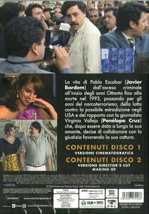 Escobar. Il fascino del male. Special Edition (DVD) di Fernando León de Aranoa - DVD  - 2