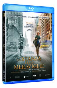 Cover Dvd La stanza delle meraviglie (Blu-ray)