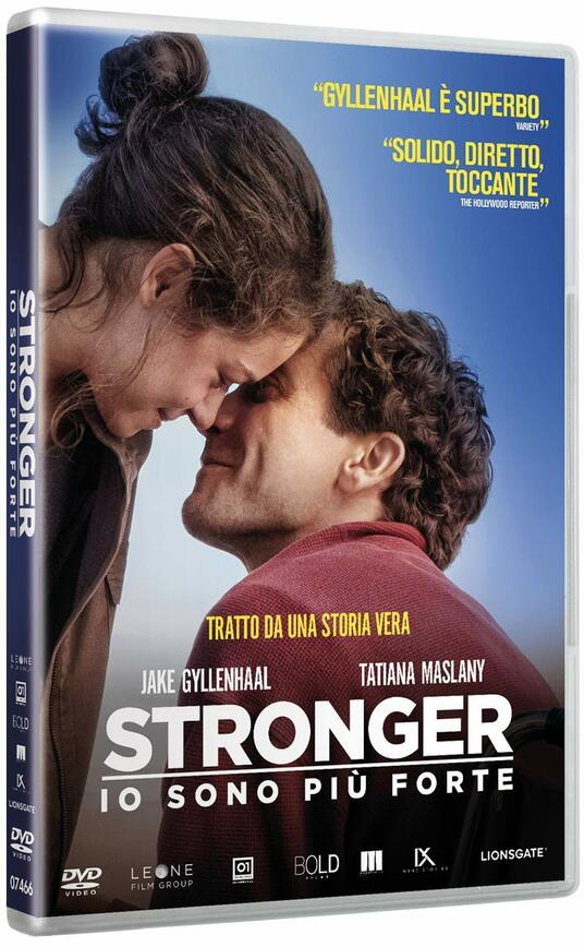 Stronger. Io sono più forte (DVD) di David Gordon Green - DVD