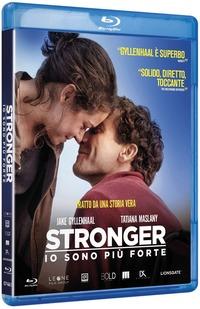Cover Dvd Stronger. Io sono più forte (Blu-ray)