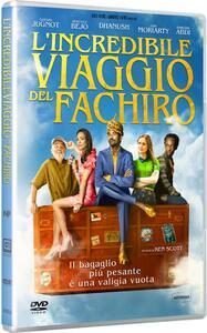 L' incredibile viaggio del fachiro (DVD) di Ken Scott - DVD