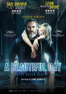 A Beautiful Day (DVD) di Lynne Ramsay - DVD