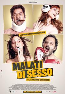 Malati di sesso (DVD) di Claudio Cicconetti - DVD