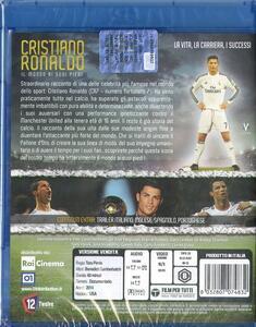 Cristiano Ronaldo. Il mondo ai suoi piedi (Blu-ray) di Tara Pirnia - Blu-ray - 2