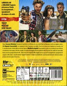 Una vita spericolata (Blu-ray) di Marco Ponti - Blu-ray - 2