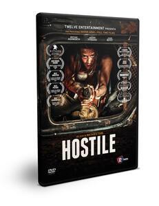 Hostile (DVD) di Mathieu Turi - DVD