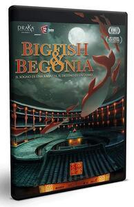 Big Fish & Begonia (DVD) di Liang Xuan,Zhang Chun - DVD