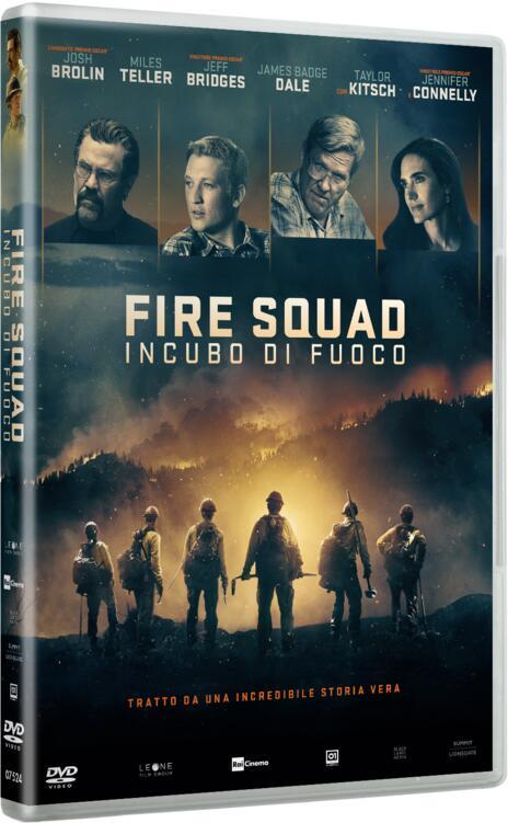 Fire Squad. Incubo di fuoco (DVD) di Joseph Kosinski - DVD