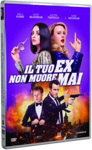 Il tuo ex non muore mai (DVD) di Susanna Fogel - DVD